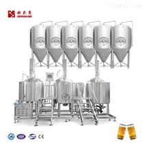 赫爾曼精釀啤酒糖化設備發酵設備