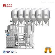 山东赫尔曼精酿啤酒厂整厂建设专业制造商