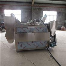 S小型自动控温鳕鱼排油炸机