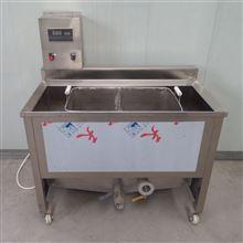 S山东大型全自动油炸锅生产