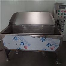 S大型自动上料秋葵油炸锅