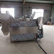 S小型高效自动控温鳕鱼排油炸机