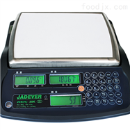 JCE钰恒桌上型计数电子秤