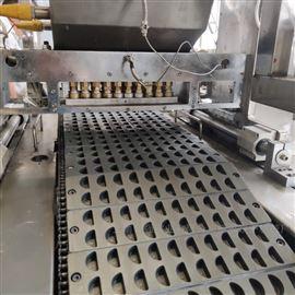 HQ-TG150~600全自动糖果生产线 多款硬软糖浇注设备模具