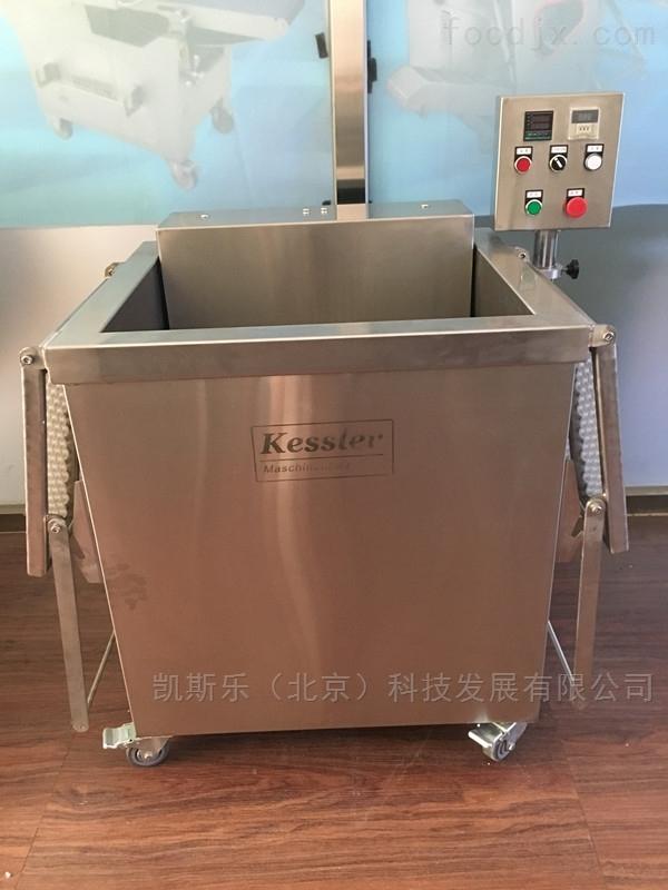 小型全自动升降式热水收缩机