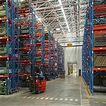 百勝倉儲設備供應貫通貨架通廊式貨架
