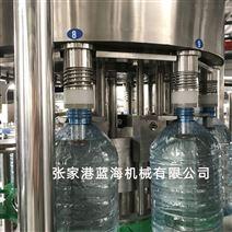 桶裝水灌裝機一次性大瓶機廠家直銷
