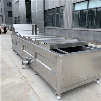 QD-10000鲜藕蒸煮漂烫机 全自动巴氏灭菌机