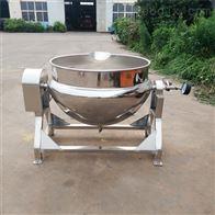 可倾式电加热肉类蒸煮夹层锅