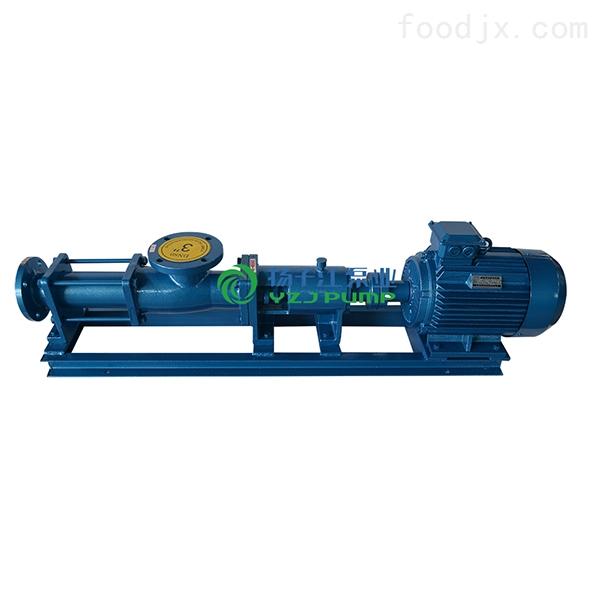 多用途G型单螺杆泵