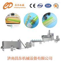 可食用吸管生产设备大米吸管设备