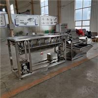 優質速凍蔬菜加工設備