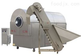 DCHS 12-32果干炒机高效智能产量高DCHS 12-32电磁花生果干炒机