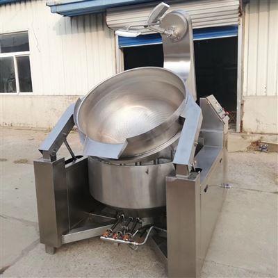 JHYJ-400L燃气高粘度搅拌锅夹层锅