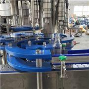 RCGF32-32-10凉茶全自动三合一饮料灌装机