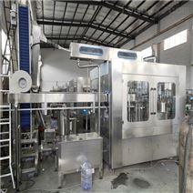 饮料自动灌装设备厂家~不锈钢瓶装水生产线