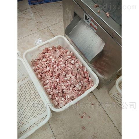 凍肉切塊機