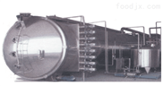 连续式微波真空干燥设备