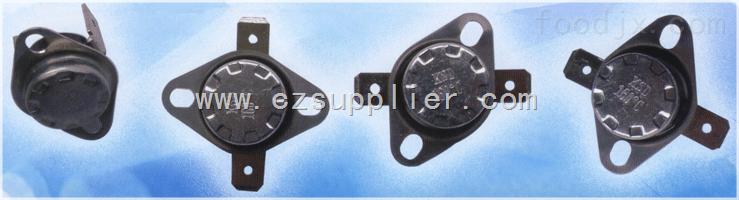 KSD铁壳热保护器系列