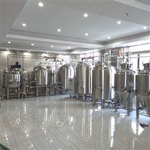 300L全自动啤酒酿酒设备威士忌蒸馏设备