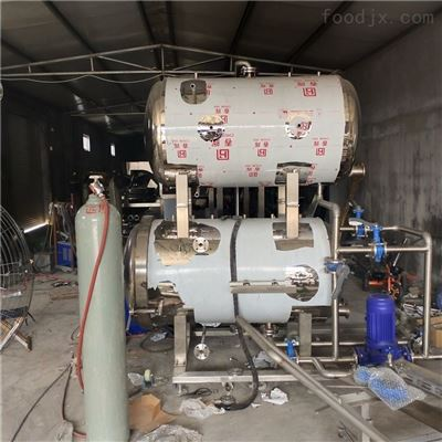 700/1200厂家直销高温高压设备全自动鱼罐头杀菌锅