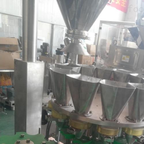 代餐奶茶灌装生产线