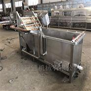 連續式海群菜清洗機成套設備加工