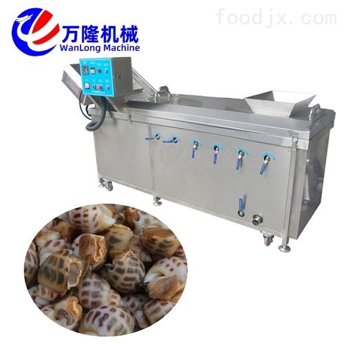 高效不锈钢牡蛎龙虾小龙虾杀青机定制