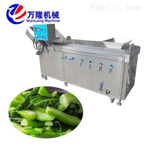 多功能农产品花生芦笋蒸煮机流水线