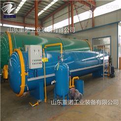 800*2500整套木材防腐罐配备齐全真空泵加压泵排液泵