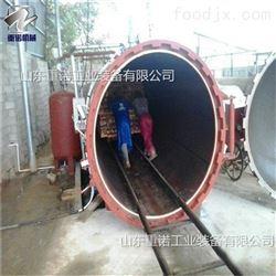 贵州木材真空防腐罐全套木材处理罐