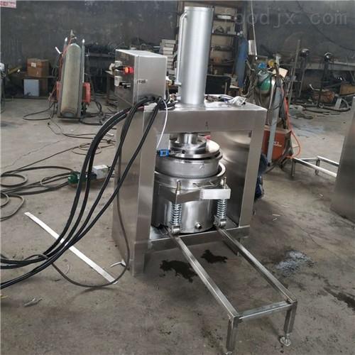 茶叶脱水成饼液压压榨机