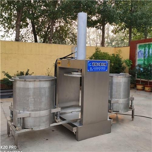 咸菜液压脱水压榨机