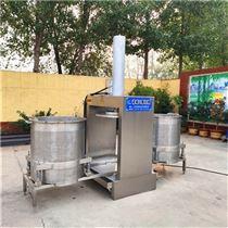 304不锈钢全自动液压酱菜脱水机