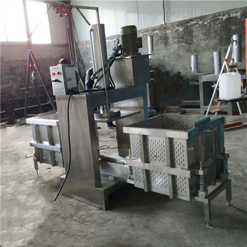 桶式液压榨机