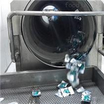 滚筒式榨菜包装去污清洗机
