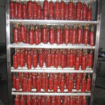 JHYY-100型香肠烤肠烟熏炉