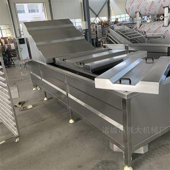 QD-4000蔬菜焯水预煮设备