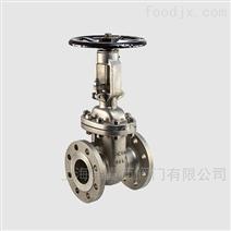 进口电动碳钢法兰连接污水专用闸阀