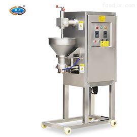 GY-DD-660B单刀高速肉丸成型机变速调频日产3吨