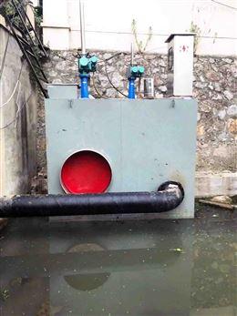 洁夫森智能雨污分流井的污水治理价值