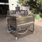 FDYG-150亳州不锈钢油炸锅多功能炸豆泡用的油炸炉