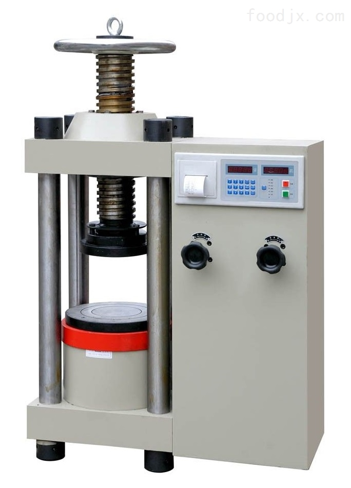 TYE-2000数显式混凝土压力机