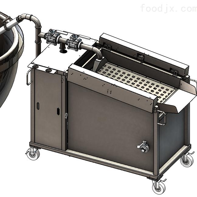 自动卤水分离机