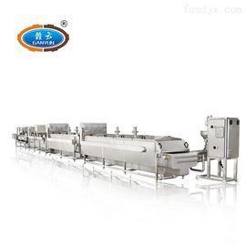 日产万斤日产5吨的肉丸加工流水线大型食品厂机器