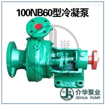 100NB60冷凝泵 100NB60凝結水泵