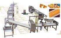 全自动酥皮羊角面包生产线
