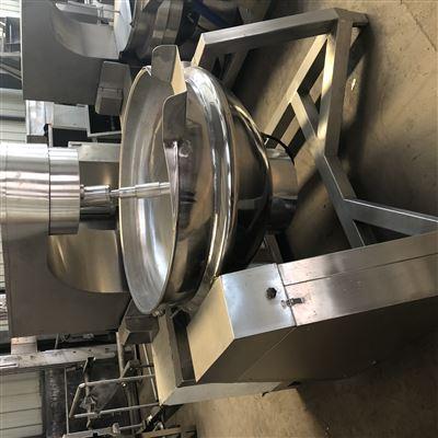 JHY300L专业研发制造电加热行星搅拌炒锅