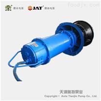 泵站排水潜水泵_防汛轴流泵_雨水排污泵