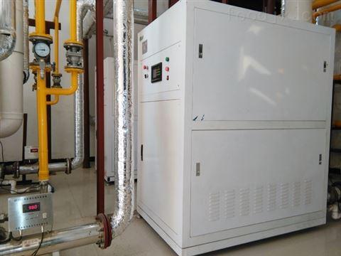 不锈钢燃气锅炉超低氮全预混燃烧技术